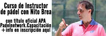 Cursos oficiales de Nito Brea