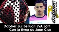 Juan Cruz Belluati juega con Dabber