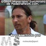 Escribe Gaston Malacalza en Padelnetwork.com